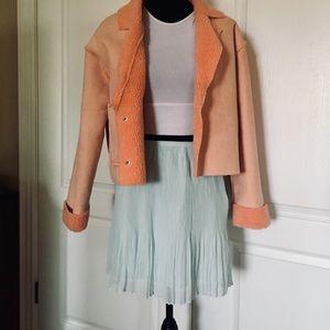 Mint skirt 🥥🥛